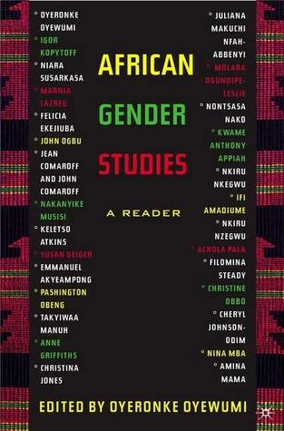 African Gender Studies: A Reader