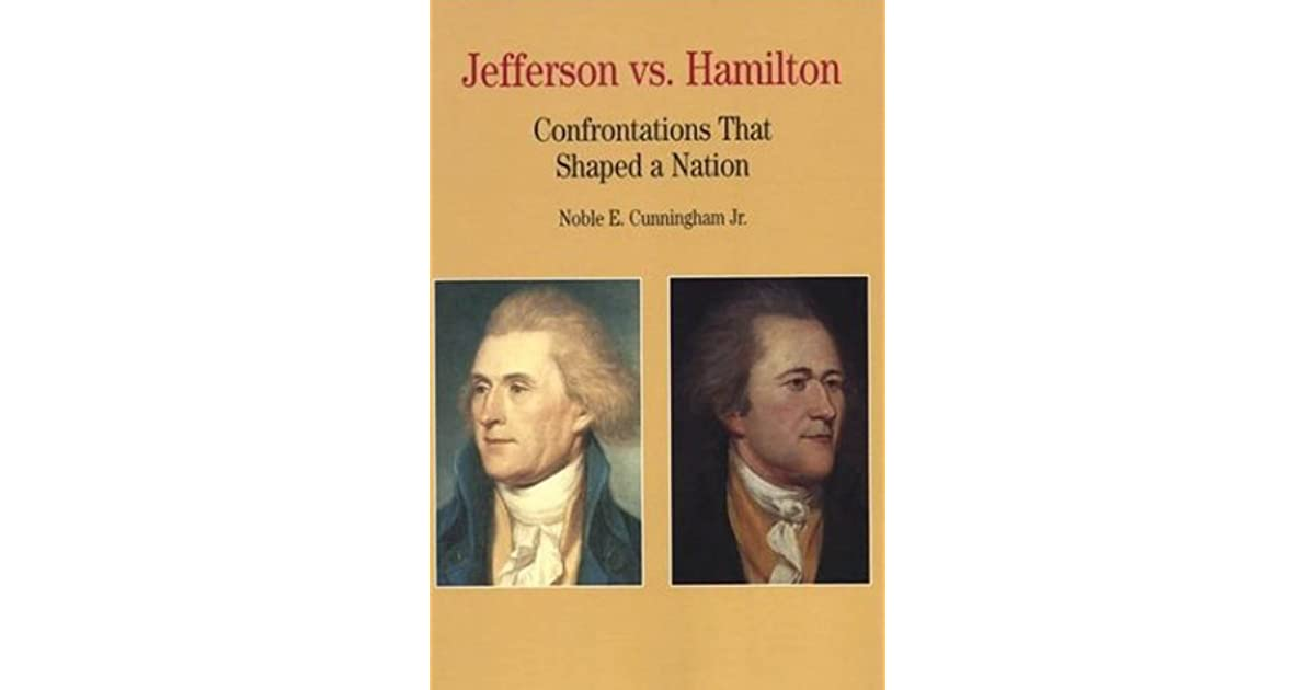 jefferson and hamilton essay