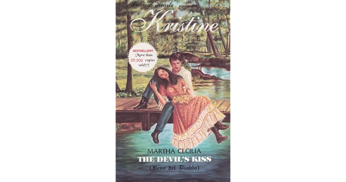 Kristine Series 1 The Devils Kiss By Martha Cecilia