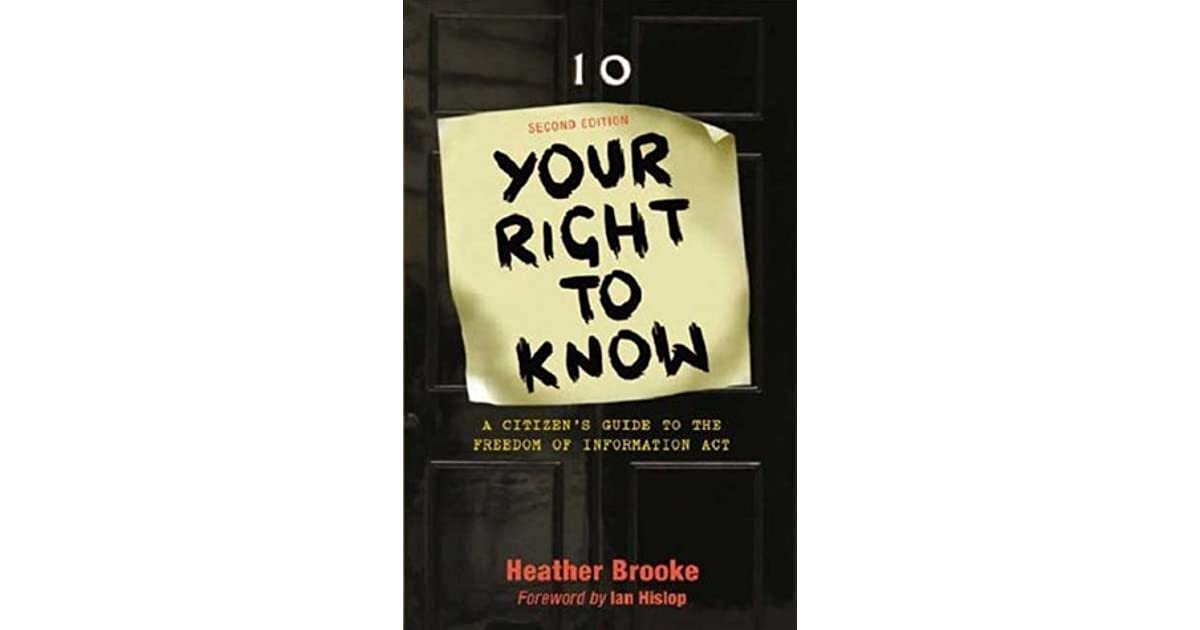 your right to know - 1200×630