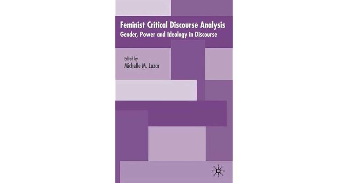 fairclough critical discourse analysis