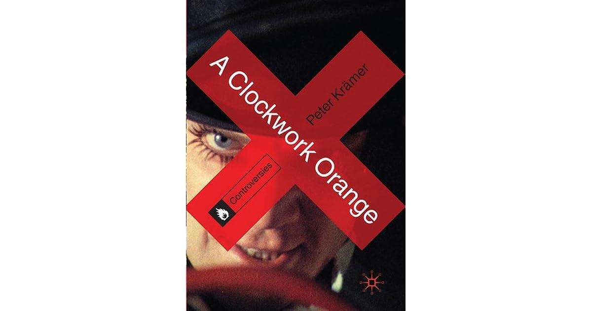 a review of the british novel a clockwork orange