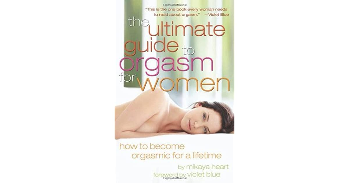 Books on having an orgasm