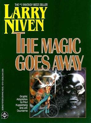 The Magic Goes Away