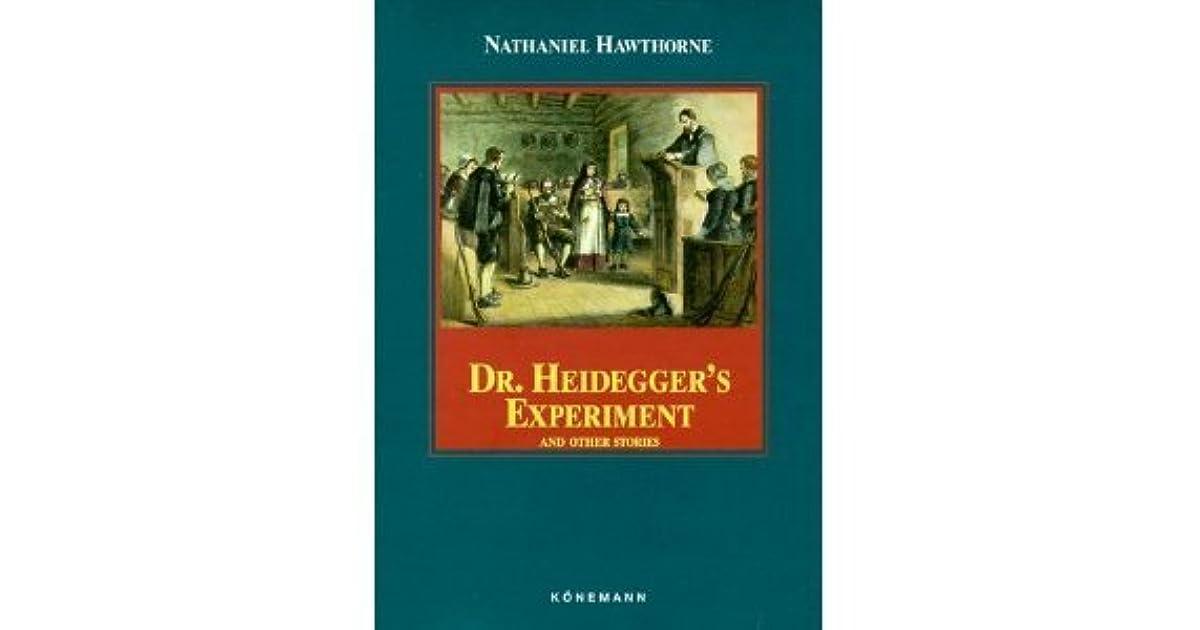 dr heideggers experiment summary