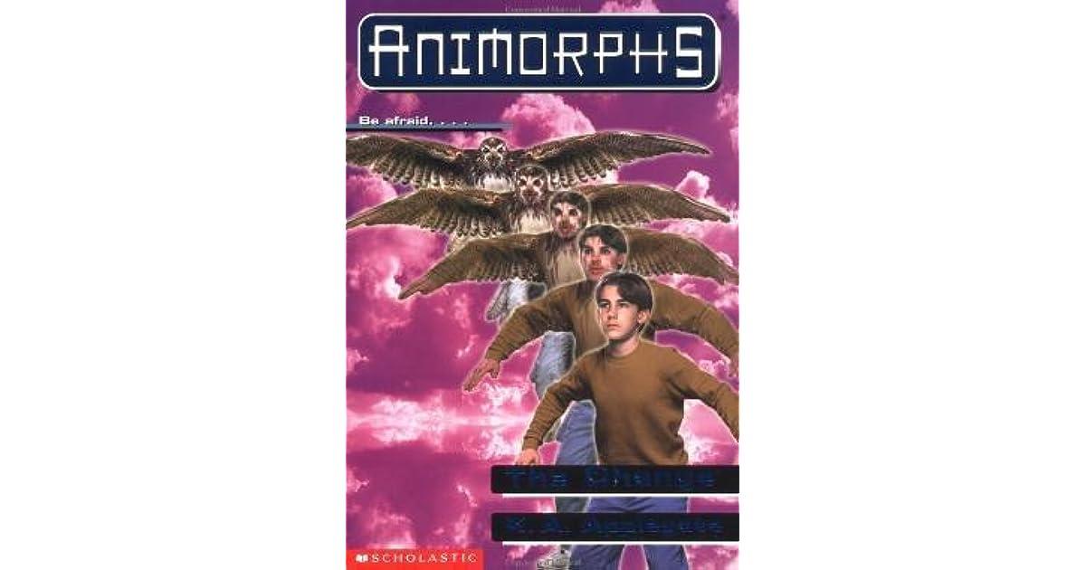 Ebook Animorphs Bahasa Indonesia