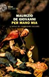 Review ebook Per mano mia: Il Natale del commissario Ricciardi by Maurizio de Giovanni