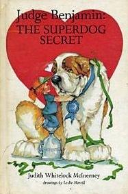 Judge Benjamin, the Superdog Secret