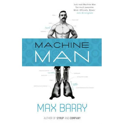 Machine man by max barry fandeluxe PDF