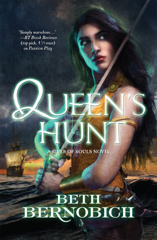 Queen's Hunt (River of Souls, #2)