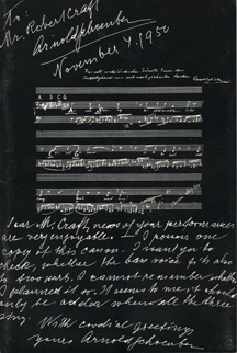 The Music of Arnold Schoenberg Volume Two by Arnold Schoenberg