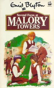 Second Form at Malory Towers (Malory Towers, #2)