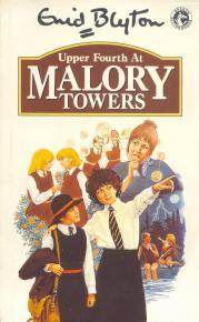 Upper Fourth at Malory Towers (Malory Towers, #4)