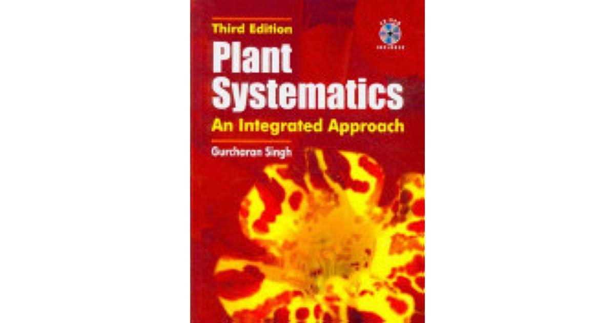Plant Taxonomy Books Pdf