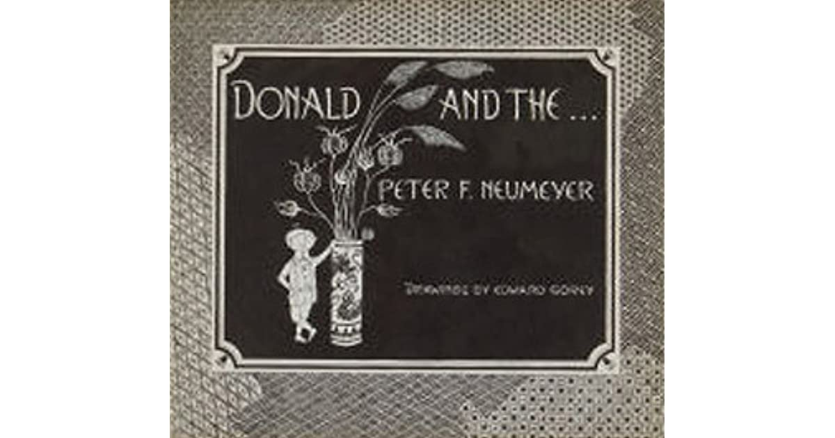 Donald And The By Peter F Neumeyer