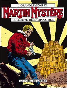 Martin Mystère n. 20: La Torre di Babele