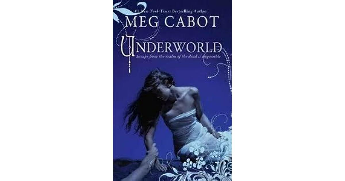 Underworld Abandon 2 By Meg Cabot