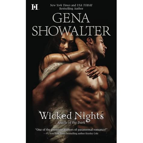 Wicked nights gena showalter goodreads giveaways