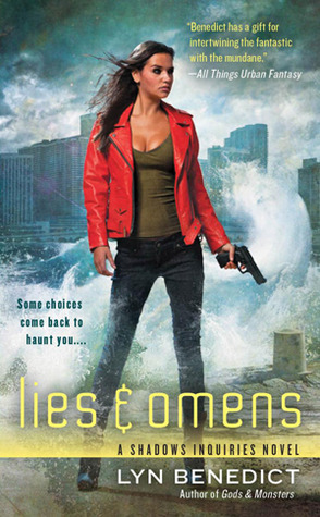 Read Lies Omens Shadows Inquiries 4 By Lyn Benedict