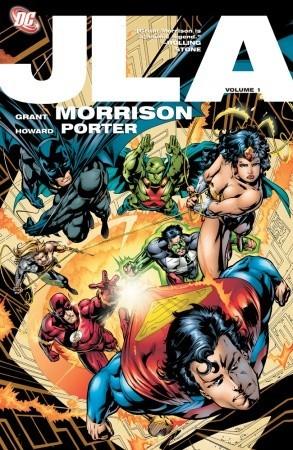 JLA, Vol. 1 by Grant Morrison