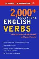 2000+ Essential English Verbs (LL (R) ESL)