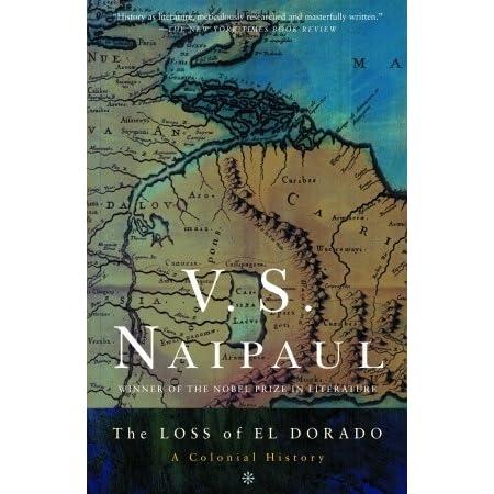 the loss of el dorado a colonial history
