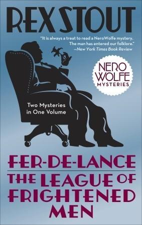 Fer-de-Lance/The League of Frightened Men
