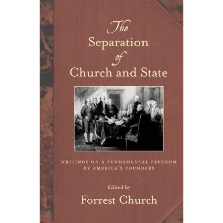 reflection on separation of the church and state history essay At the beginning of a reprint of this essay (robert n bellah, beyond belief:  essays  considering the separation of church and state, how is a president  justified in using the word god at all  let us now consider the form and  history of the civil religious tradition in which  it reflected their private as well as  public views.