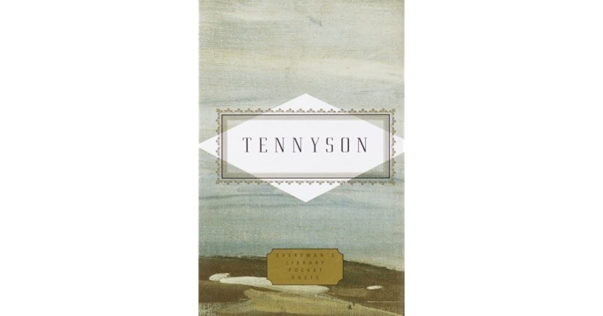 Tennyson Poems By Alfred Tennyson