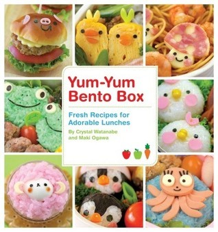 Yum-Yum Bento Box Fresh Recipes for Adorable Lunches (1)