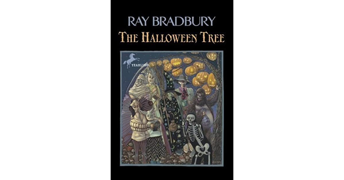 The halloween tree by ray bradbury fandeluxe Images