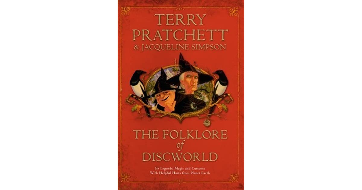Discworld series goodreads giveaways