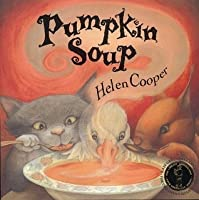 Pumpkin Soup Board Book