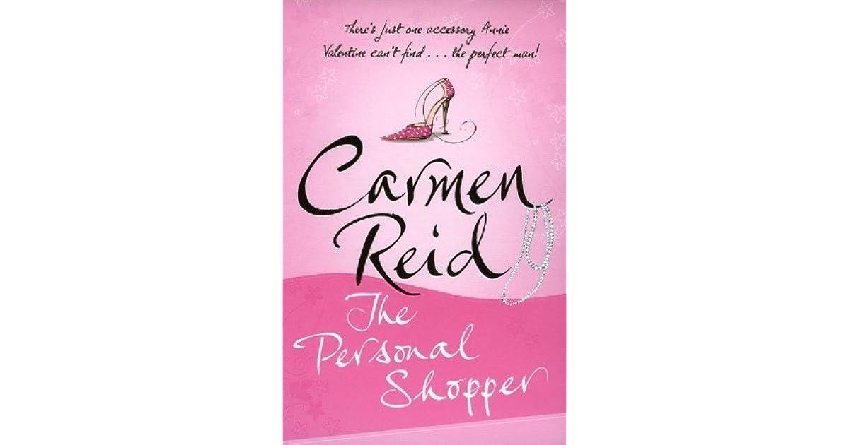 71ff56cea1c The Personal Shopper (Annie Valentine  1) by Carmen Reid