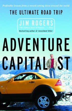 Adventure Capitalist by Jim Rogers