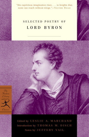 Selected Poetry of Lord Byron