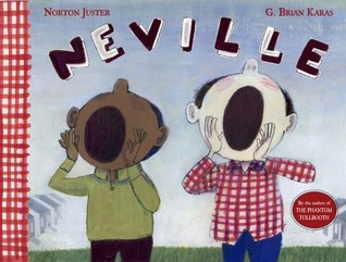 Neville cover art with link to Goodreads description