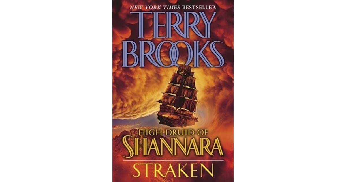 Straken high druid of shannara 3 by terry brooks fandeluxe Gallery