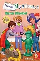March Madness (Calendar Mysteries, #3)