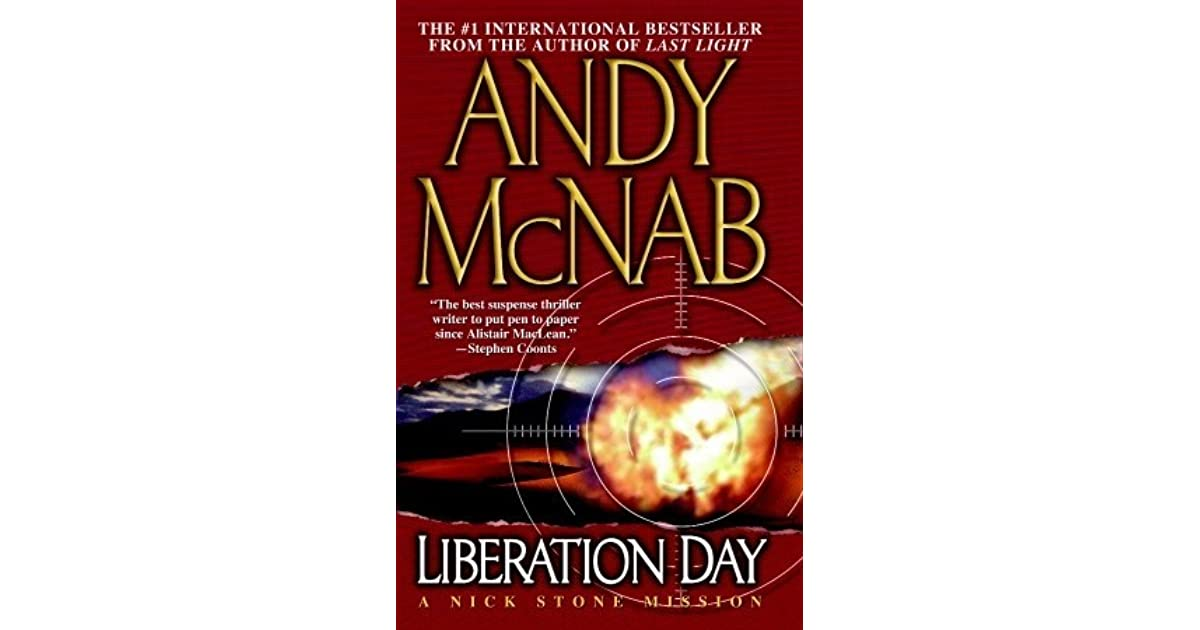 Liberation Day Nick Stone 5 By Andy Mcnab