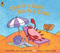 One Is a Snail, Ten Is a Crab Big Book: A Counting by Feet Book