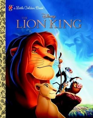 Disney The Lion King (A Little Golden Book)