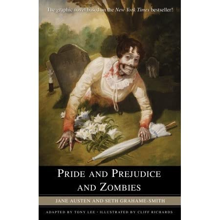 """an analysis of pride and prejudice and zombies by seth grahame smith About seth grahame-smith is a new york times bestselling author, and a screenwriter, producer and director of film and television in 2009, seth singlehandedly created the """"mash-up craze with his novel """"pride and prejudice and zombies, which debuted at #3 on the new york times bestseller list."""