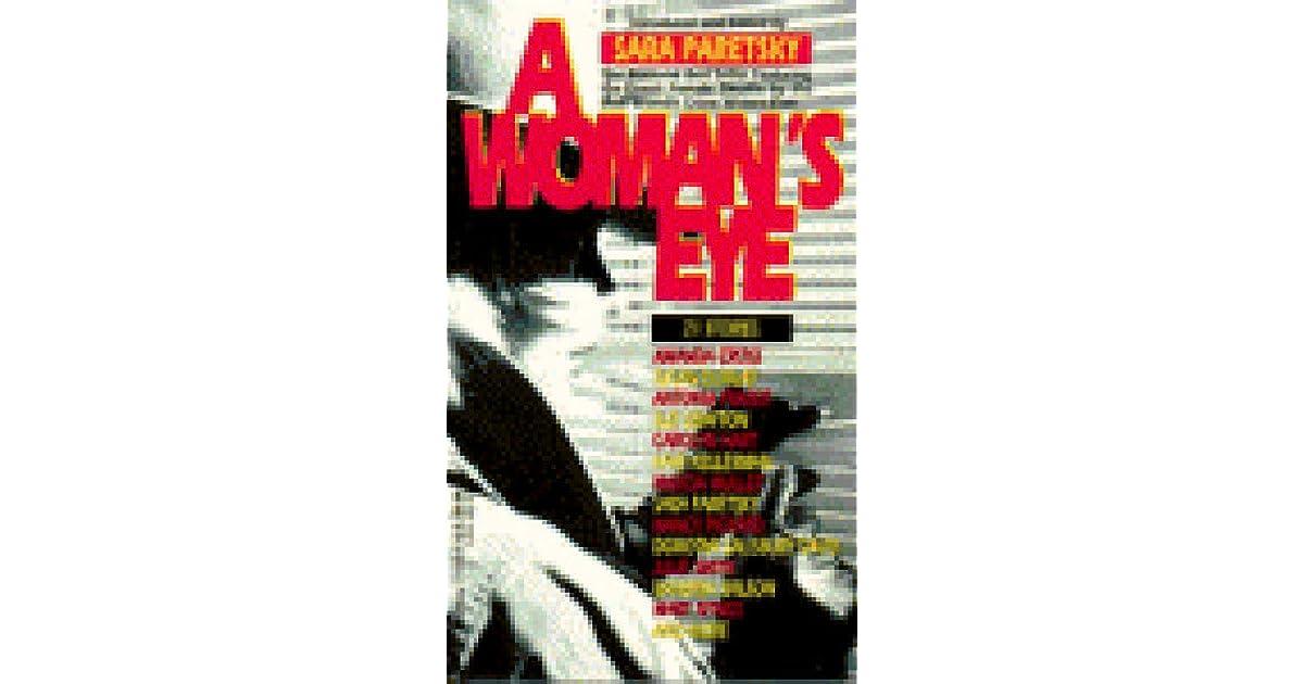 A Womans Eye By Sara Paretsky