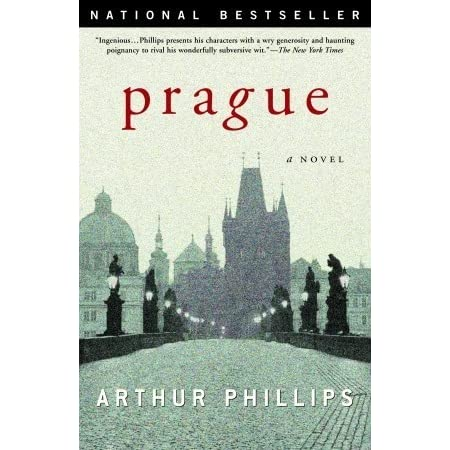 Image result for prague arthur phillips