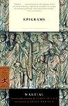 Epigrams by Marcus Valerius Martialis