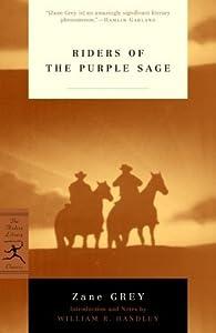 Riders of the Purple Sage (Riders of the Purple Sage #1)