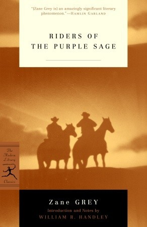 Riders of the Purple Sage (Riders of the Purple Sage #1)