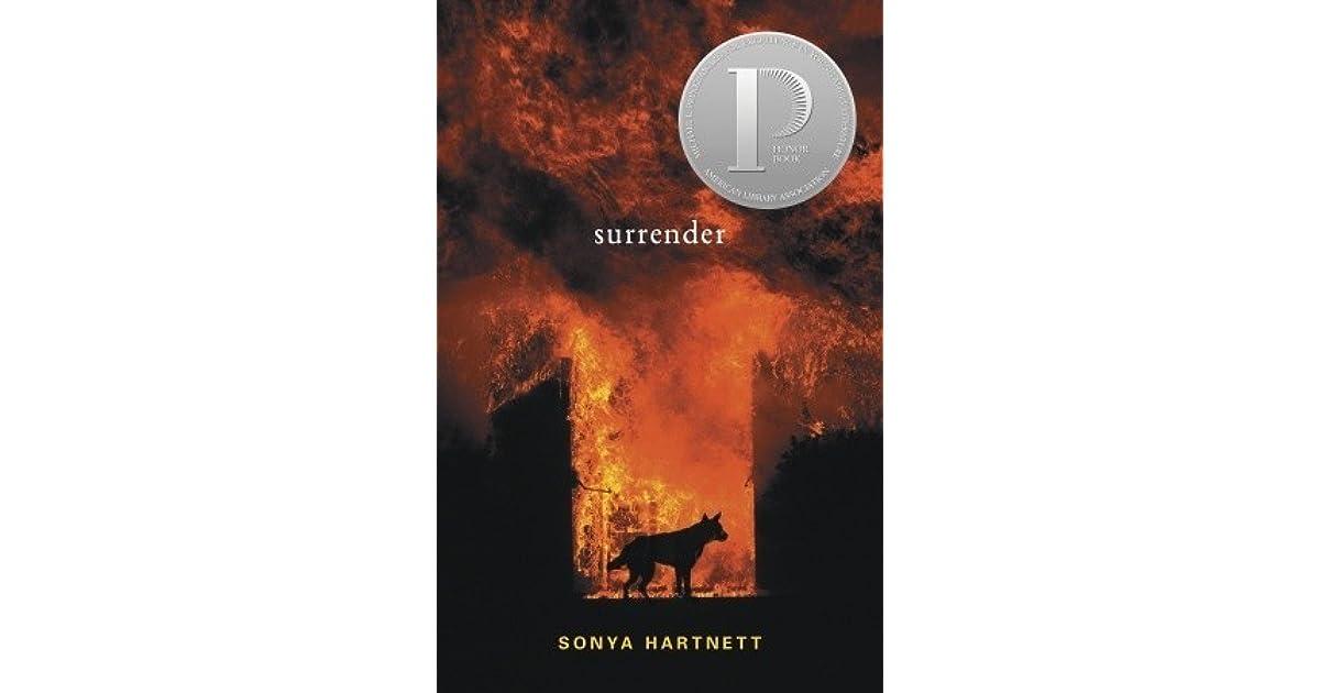 Read Surrender By Sonya Hartnett