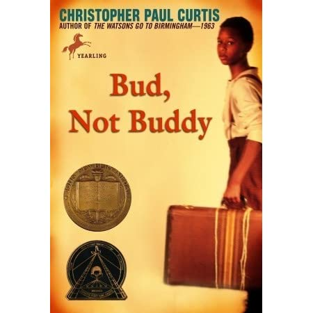 a review of bud not buddy a book by christopher paul curtis Bud, not buddy word search:a word search puzzle featuring characters and themes from the story bud, not buddy by christopher paul curtis, this would make a great handout for early finishers or as fun homework assignment when studying this book.